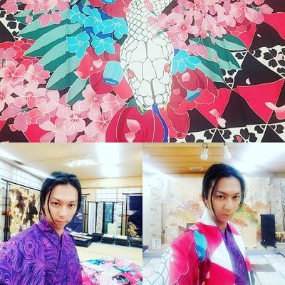 海老蔵さんの衣装で石川五右衛門役を!!の記事に添付されている画像