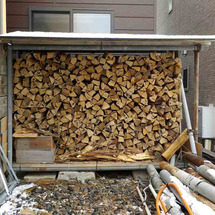 薪の配達とF500鉄…