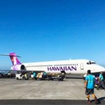 ハワイ諸島をつなぐ「…