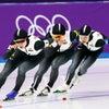 オリンピック渡り鳥?の画像