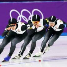 オリンピック渡り鳥?