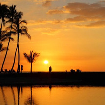 ハワイ島の美しすぎる…