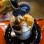 オトナの黒蜜きなこパフェ 廚(くりや)otonaくろぎ