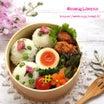 金曜日♪豆ごはんのお弁当♡女子中学生のおべんとう