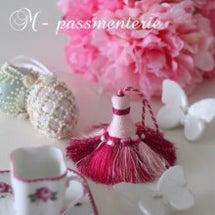 桜色タッセル