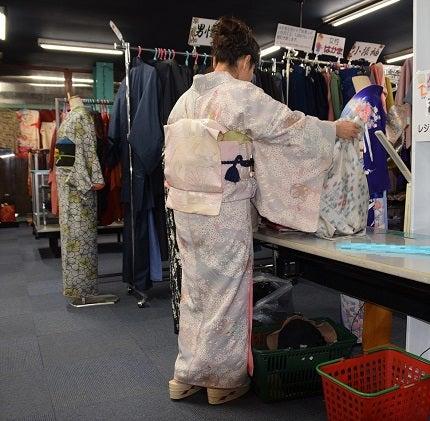着物リサイクル, 静岡県