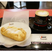 モーニング◆segafredo ZANETTI espresso@西武新宿