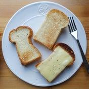 365日のトーストと謎肉