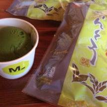 西尾の抹茶カフェに行…