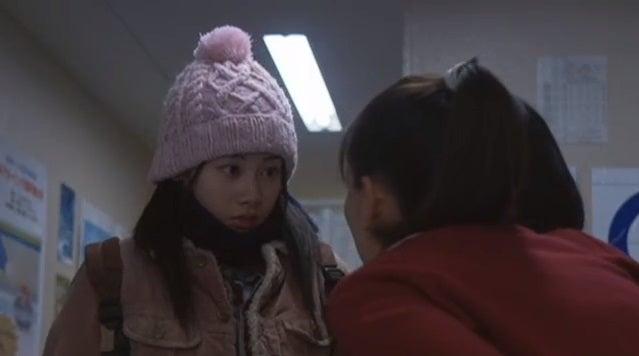 岩井堂聖子のニット帽画像