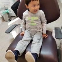 初めての歯医者さん☆