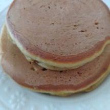 ふすまパンケーキ