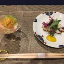 春を感じる日本料理に…