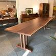 3メートルのテーブル…