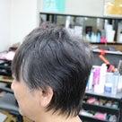 男性の縮毛矯正とヘアードネーションでの縮毛矯正(ボブ)の記事より