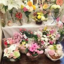 お花屋さんです
