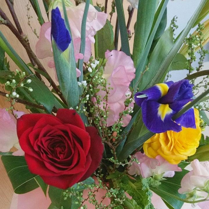 2018.2.23の作品   お花サークルプチットローズのブログ