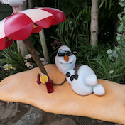 本日のパークレポート &プラザパビリオン・レストランのアナ雪メニュー