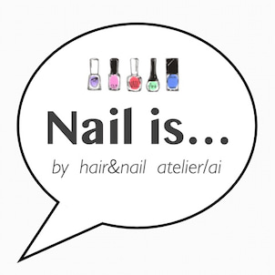 Nail is…の画像