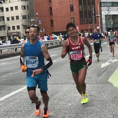 東京マラソン応援ありがとうございました!!!!!の記事に添付されている画像