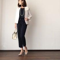 ♥入学式コーデ♥着てみました。の記事に添付されている画像