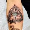 刺青★プロビデンスの目(腕)!の画像