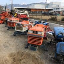 静岡県の農機具買取り…