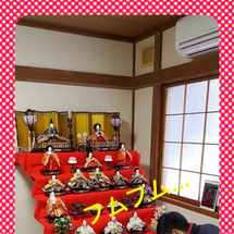 もうすぐ雛祭り札幌市…