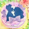 ディズニー好きにオススメ♡シルエットケーキ♡の画像