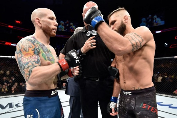 UFC on FOX 28 Emmett vs Stephens ワイの感想 | UFC好きやねん ...