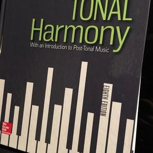 音楽理論の本、もう着いた!の画像