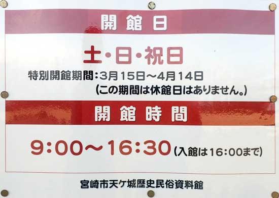 【写12】天ヶ城