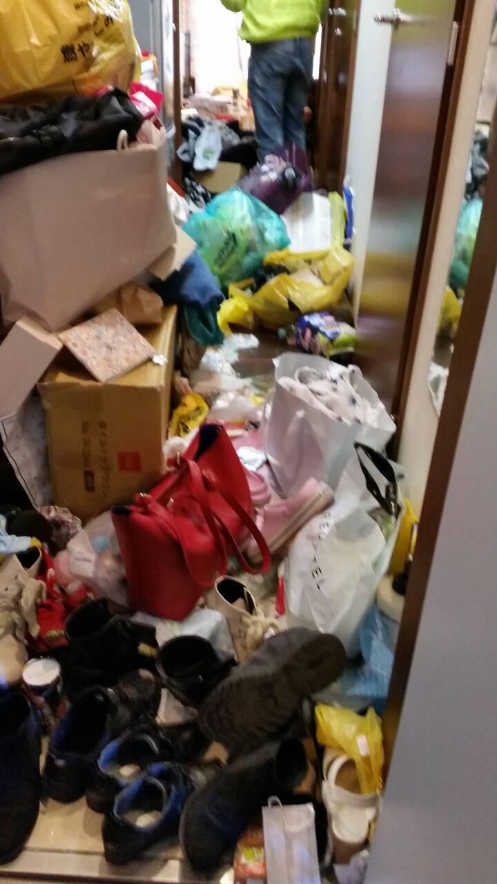 ゴミ屋敷片付けなのに不用品回収と言ってはいけない