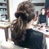 朝楽簡単☆アンニュイなヘアアレンジの画像