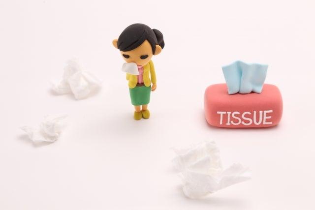 花粉症に効くツボ☆の記事より