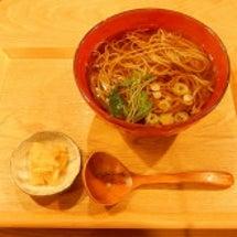 蕎麦「一草庵 紬」 …