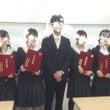 次女の卒業式