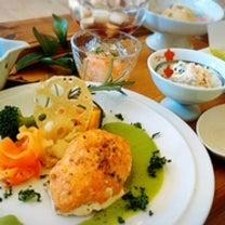 春が始まる!春色のお膳をご準備しています♡の記事に添付されている画像