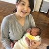 朝一番!生後8日の赤ちゃん撮影!!の画像