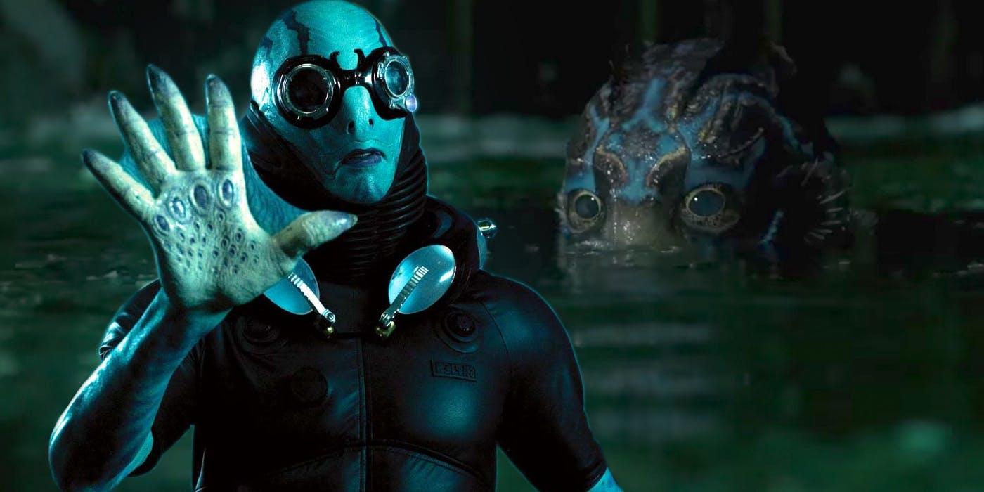 すいません、左は「ヘルボーイ」の方の半魚人ですw 今回の主役は、、、、、