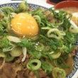 牛ねぎ玉丼(吉野家)