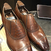 久しぶりに本格靴を購入【ガジアーノ&ガーリング編②】の画像