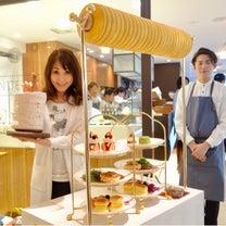 二子玉川の「バウムクーヘンカフェ」にお値打ちなアフタヌーンティーが登場‼︎の記事に添付されている画像