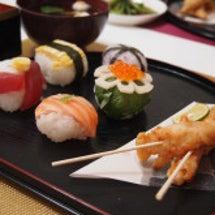 ひな祭り・手まり寿司