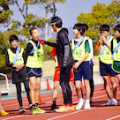 第34回 尾道市子ども会駅伝大会の記事より