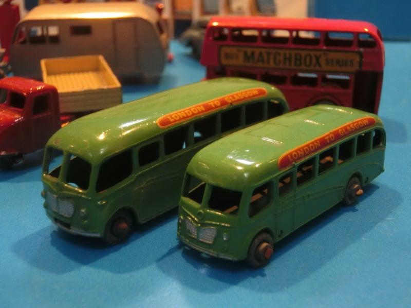 ポルシェ356Aカレラ★1960年 マッチボックス 金属ホイールの小さなミニカー達 ~ 玩具・模型カタログ棚から035