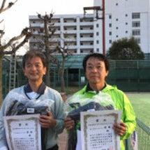 堺市マスターズテニス…