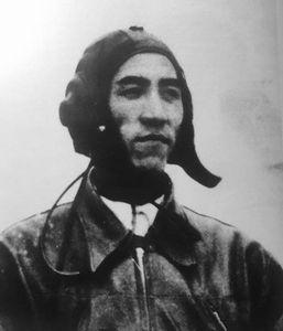 中国空軍創成期の戦闘機パイロッ...