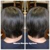 「くせもありまとまりにくい髪質でしたが、今はいい調子♪」|マレーアレナータカラーの画像