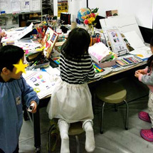 三次市/美術造形教室…